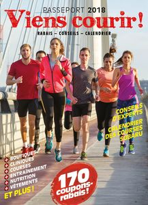 LE PASSEPORT VIENS COURIR! 2018 MAINTENANT DISPONIBLE
